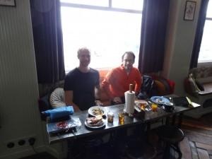 Iceland Sprengisandur Reykjavik - Kex Hostel catch up Remi RS