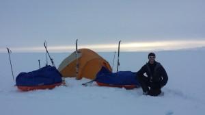 Iceland - Sprengisandur camping RS