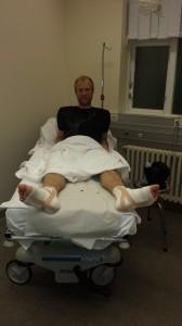 Iceland - Sprengisandur hospital RS