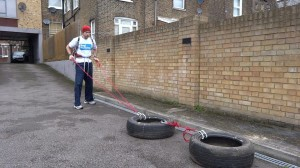 Training - Greenland expedition sled tyres 3 RS1