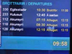 Iceland - Sprengisandur route - delays 2 RS