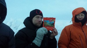 Iceland - Sprengisandur route - dinner 1 RS