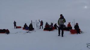 Iceland - Sprengisandur route team RS