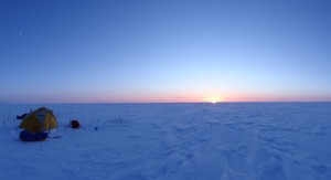 Greenland expedition - arctic circle night RS