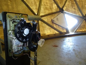 Greenland crossing expedition - Dye 2 station dome 2 RS