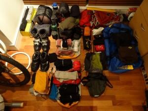 1 Greenland expediton - equipment list RS