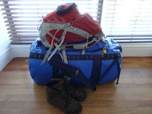 2 Greenland expediton - all packed ready to go RS
