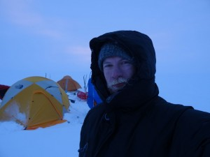 22 Greenland expediton - a balming minus 27.4 degrees RS