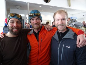 6 Greenland expediton - Bumping into old friends in Kulusuk RS